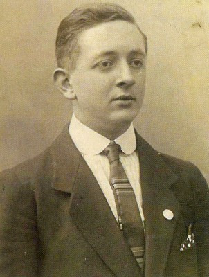 Ejnar Petersen 1914